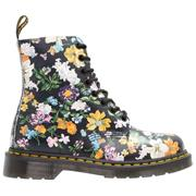 Dr Martens Pascal Black Darcy Floral Backhand
