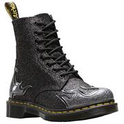 Dr Martens Pascal Black Pewter