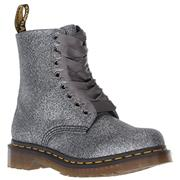 Dr Martens Pascal Glitter - Pewter