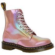 Dr Martens Pascal Pink - Irredescent