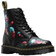 Dr Martens Pascal Rose Fantasy Placement Hydro