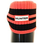 Hunter Striped Cuff Welly Socks