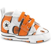 Infant Converse All Star Clown Fish Ox