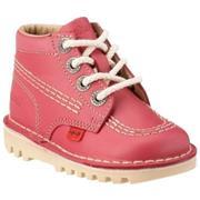 Infant Kickers Kick Hi Blossom PInk/Cream