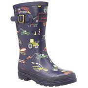 Joules Diggers Welly