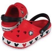 Kids Crocs Crocband Mickey II