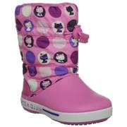 Kids Crocs Hello Kitty Gust Boot