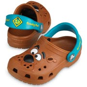 Kids Crocs Scooby Doo