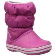 Kids Crocs Winter Puff