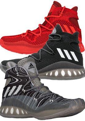 5c124ec9f34d example color combinations Adidas Crazy Explosive ...