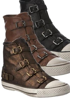 Ash Virgin Compare Prices Womens Ash Trainers Hi Top