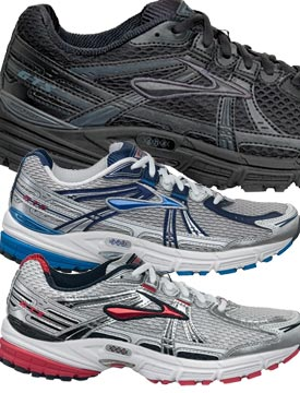 a few days away first look choose newest Brooks Adrenaline GTS