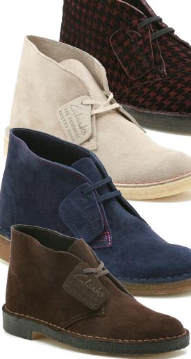 example colour combinations Clarks Originals Womens Desert Boot ... a377cf159
