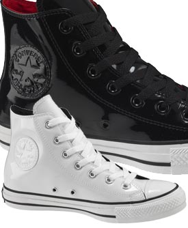 Converse All Star Patent Leather Hi Compare Prices