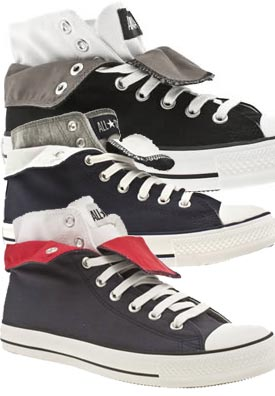 Converse All Star Two Fold Hi Compare Prices