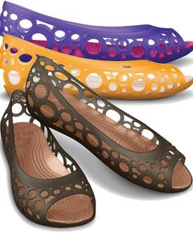5f770504a7ffc3 example colour combinations Crocs Adrina Flat ...