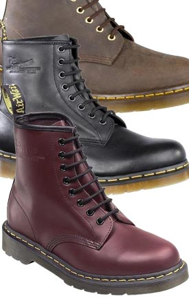 example colour combinations Dr Martens 1460 Boots ... fbaa488a16a8