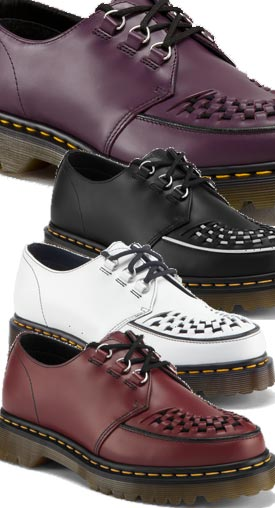 Dr Martens Ramsey Creeper Buy Now 163 145 24 All 2 Colours