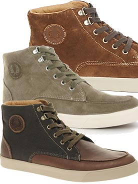 Fred Perry Upchurch Compare Prices Mens Fred Perry Boots