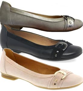 86771dc83ae5 Gabor Indiana - Compare Prices   Womens Gabor Shoes   Flats