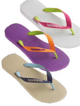example colour combinations Havaianas Top Mix ... 575426c03f1b