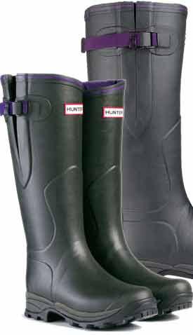 f8e08eb77 Womens. Hunter Boots. * example colour combinations Hunter Balmoral Lady  Neoprene ...