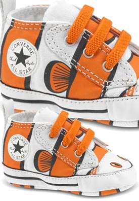 Infant Converse All Star Clown Fish Ox Compare Prices