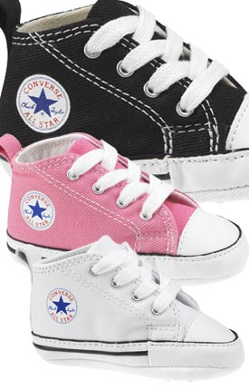 a6c84e7175a47 example colour combinations Infant Converse First Star ...