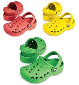 aa6cf5cb4 example colour combinations Kids Crocs Baya ...