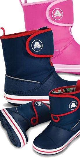 1a5134de4560 Kids Crocs Crocband Gust Boot - Compare Prices