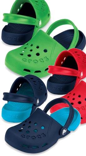 Kids Crocs Electro Compare Prices Kids Crocs Shoes