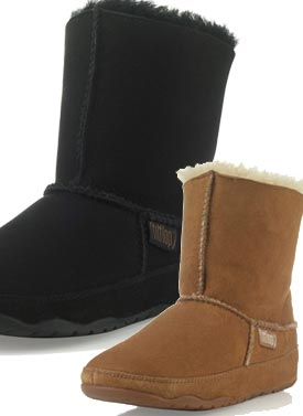 Kids Fitflop Mukluk Compare Prices Kids Fitflop Boots