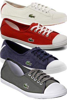 Lacoste Ziane Compare Prices Womens Lacoste Trainers