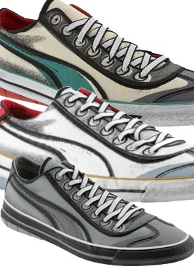 Example Colour Combinations Puma 917 Lo Pop