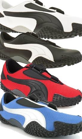 plus récent 01438 0d8f4 Puma Mostro Leather