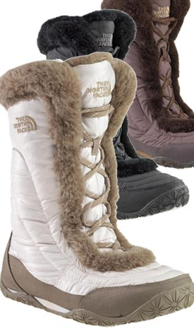 e98ea2aa0 The North Face Nuptse Fur Boot
