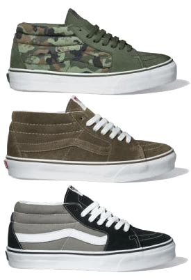 Vans Sk8 Mid Compare Prices Mens Vans Trainers Mid Top