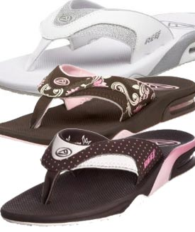 d62a3ce3a example colour combinations Womens Reef Fanning ...