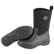 Muck Boots Arctic Weekend Black/Castlerock Print