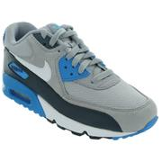 Nike Air Max 90 GS - Wolf Grey/White/Armory Navy