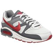 Nike Air Max Command Pure Platinum/Gym Red/Dark Grey
