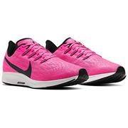 Nike Air Zoom Pegasus 36 Pink Blast/Black/Vast Grey