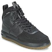 Nike Lunar Force 1 Duckboot Black/Metallic Silver/Anthracite
