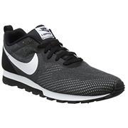 Nike MD Runner Black/White/Gunsmoke