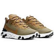 Nike React Element 55 Metallic Gold/Metallic Gold