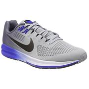 Nike Zoom Structure (21) Wolf Grey/Black/Blue