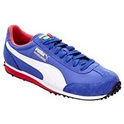 Puma Whirlwind Dazzling Blue/White/Rose Red