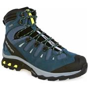 Salomon Quest 4D GTX Quest 4D 3 GTX - Mallard Blue/Reflecting Pond/Acid Lime