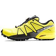 Salomon Speedcross Speedcross 4 (Empire Yellow/Black/Black)
