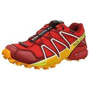Salomon Speedcross Speedcross 4 GTX (Fiery Red/Red Dalhia/Bright Marigold)